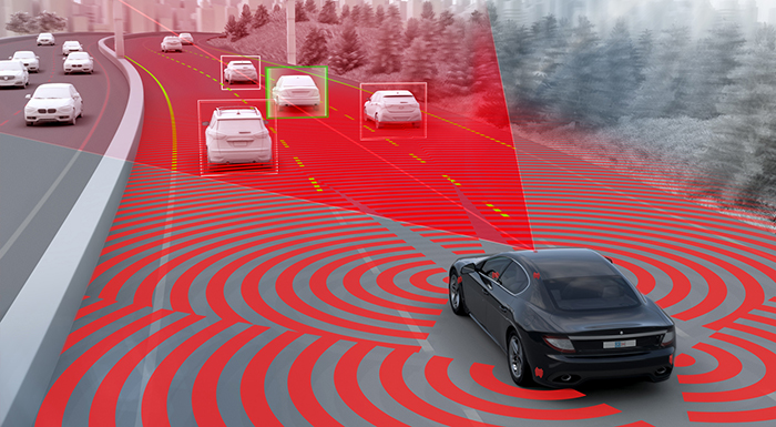 ZF Showcases Advanced Partially Automated Driving Functions