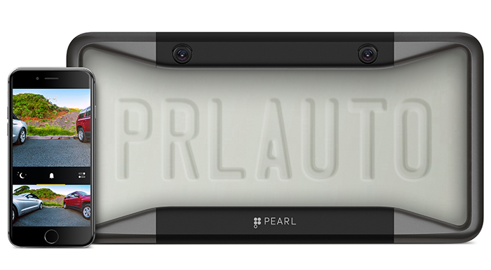 Pearl Automation Unveils Most Advanced Automotive Backup Cam in the World