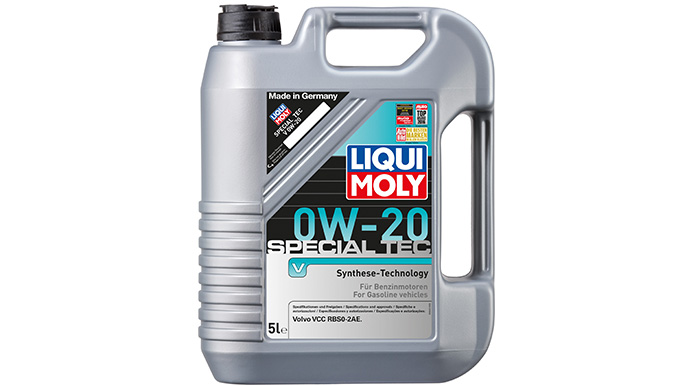 LIQUI MOLY's Special Tec V 0W-20 Now Available in the Market