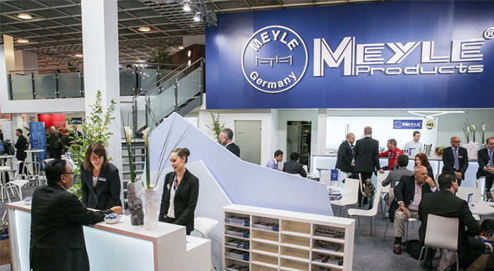 MEYLE Gears Up to Give Automechanika 2016 Visitors a 'Blue Miracle' Experience