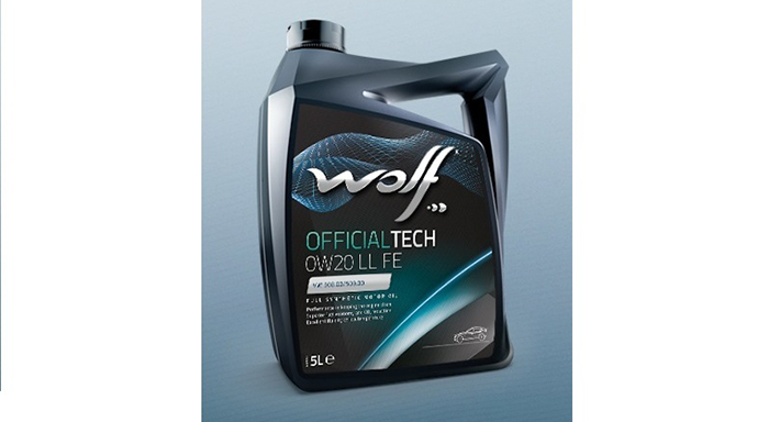 Wolf Adds New Passenger Car Motor Oil to Its Portfolio
