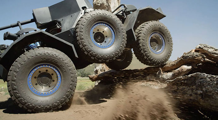 Toyo Makes Ferret to Showcase Toyo Open Country Tires