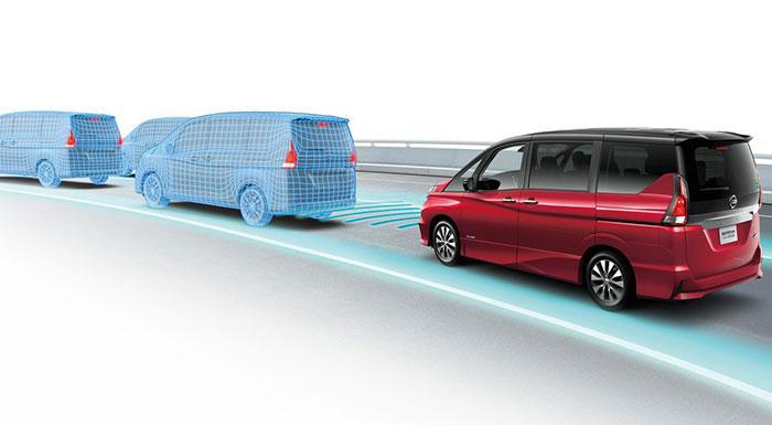 Nissan Pioneers Serena ProPILOT Technology in Japan