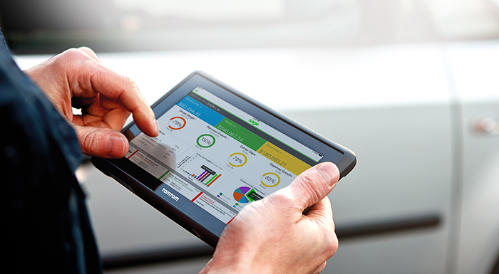TomTom Telematics Ties Up with Sage to Deliver Real-Time Fleet Accounting