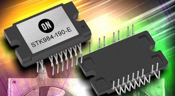 ON Semiconductor Expands PIM Portfolio for Automotive BLDC Systems