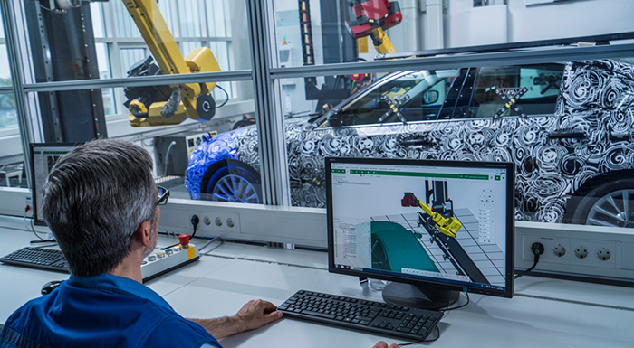 Next-Gen BMW 5 Series Sedan First to Use 3D Data Modelling