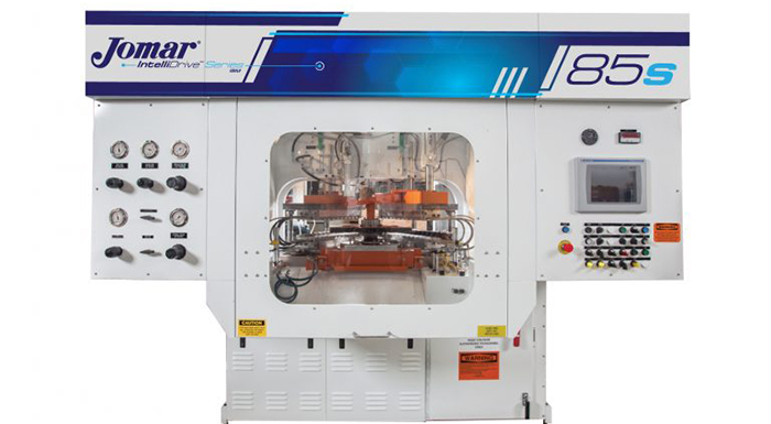 Jomar Rolls Out Latest Series of Injection Blow Moulding Machines