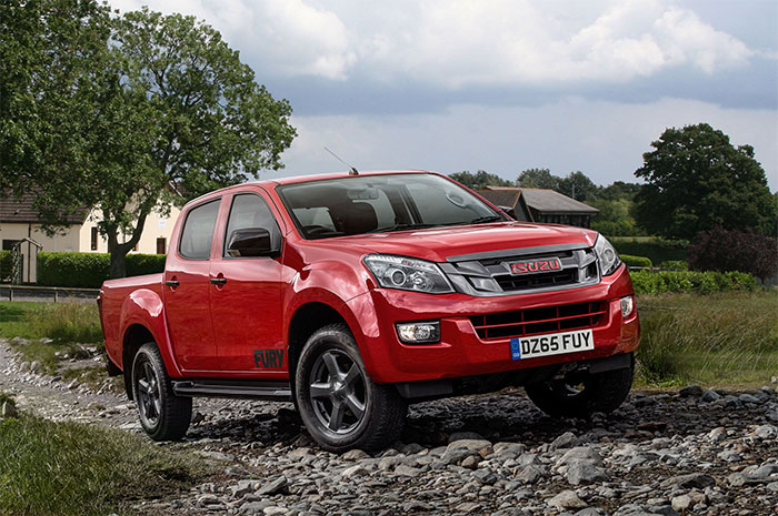 GM Ends Collaboration with Isuzu for Development of Pickup Trucks