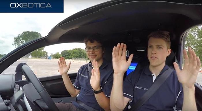 Oxbotica Debuts Vehicle –Agnostic Autopilot Software