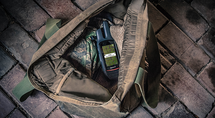 Garmin's Rino® 750 and 755t Rugged GPS Navigator has Two-way Radio and Connected Features