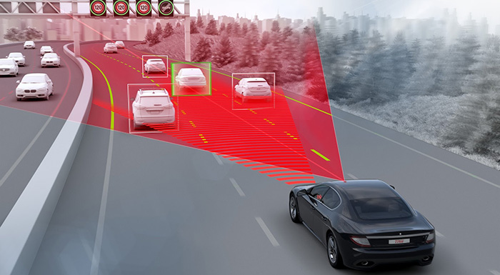 ZF Teams Up with Ibeo for New Lidar Tech Development