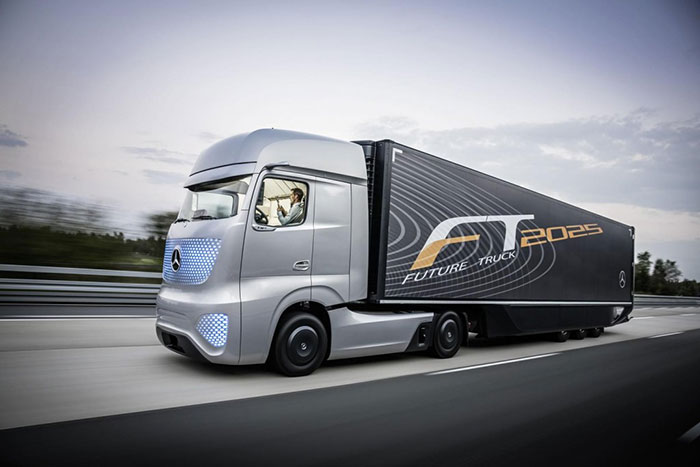 Autonomous Trend Spreads to Truck Industry