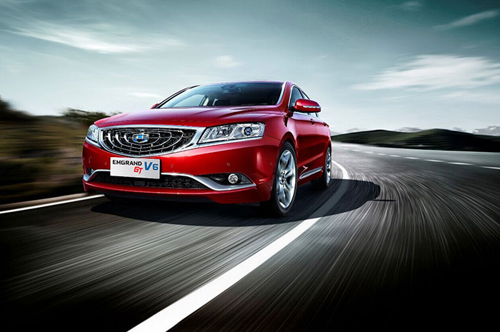 Geely Boosts Engine Size for GCC Market
