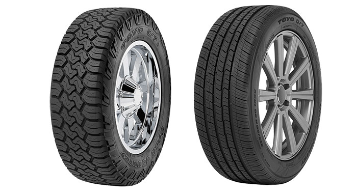 Toyo Tires Launches Two New Open Country Tires