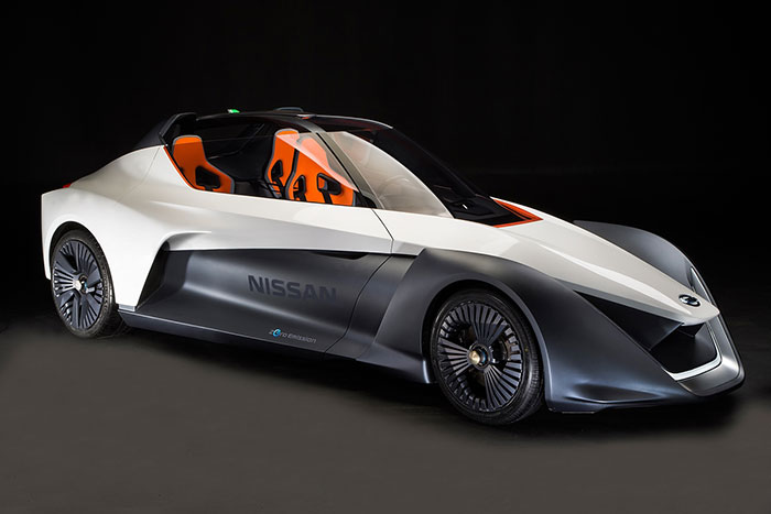 Nissan Unveils Bladeglider at Rio Olympics