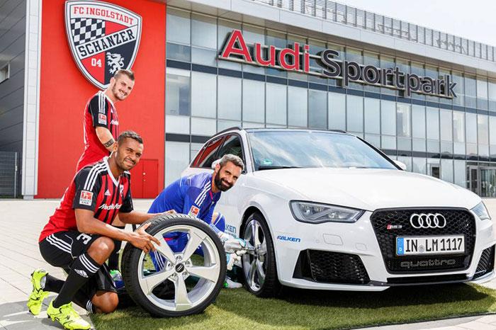 SRI renews Sponsorship Deal with German Football team