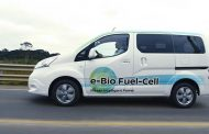 Nissan Debuts Protoype of First Solid-Oxide Fuel Cell Vehicle