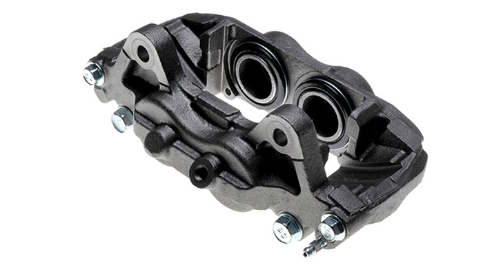 ACDelco Widens Range of Coated Rotors and Calipers