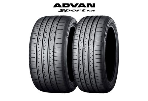 Yokohama Tire Gains Top Ranking in Evo Wet Tire Test