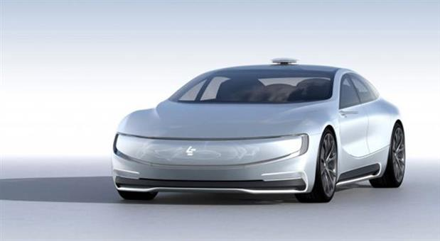 LeEco to Build USD 1.8 billion EV factory in China
