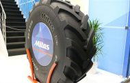 Mitas Debuts Wheel Loader Tire to Make Life Easier for Farmers