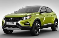 Lada Designs Showstopper for Moscow Motor Show