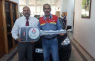 20 Customers Win Mitsubishi Mirage Cars from Al Habtoor Motors