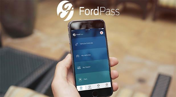 Ford Makes Parking Easy with FordPass