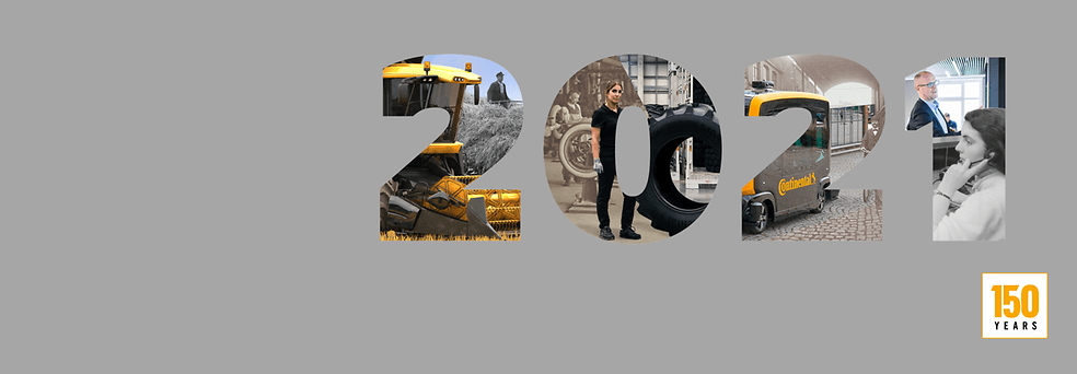 Continental Celebrates 150 Year Anniversary in 2021