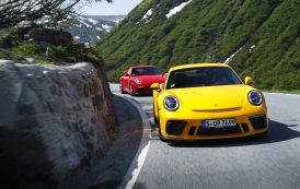 Porsche Celebrates 20 years of the 911 GT3