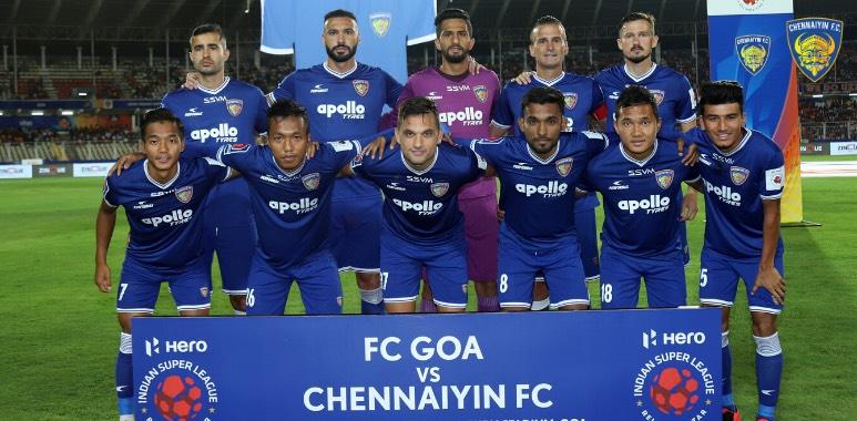 Apollo Tyres renews association with Chennaiyin FC as their Principal Sponsor