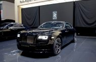 Rolls-Royce Launches Black Badge to Appeal to Younger Customers