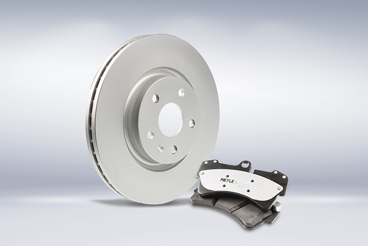 MEYLE brake discs Get ECE R90 Certification