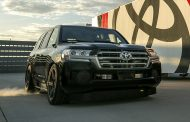 Toyota Land Speed Cruiser Becomes