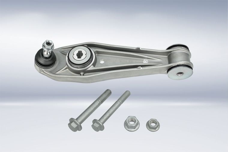 MEYLE Debuts All-in-one Porsche Control Arm Kit