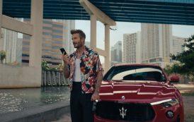 Maserati and David Beckham