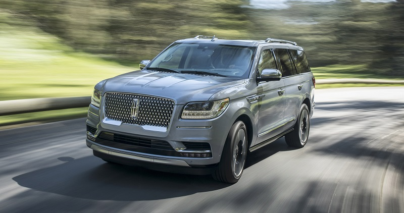 All-New Lincoln Navigator Named North American Truck of the Year