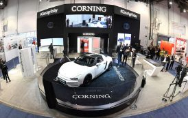 Corning Debuts Dashboard Prototype with Corning Gorilla Glass at SID's Display Week 2017