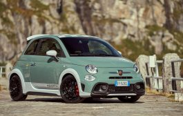 The New Abarth 695 70° Anniversario Makes Middle East Debut