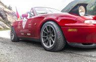 Pirelli Sets World Record with P Zero Tires for Mazda MX-5