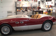 One of Oldest Ferraris Ever Made to Go Under the Hammer