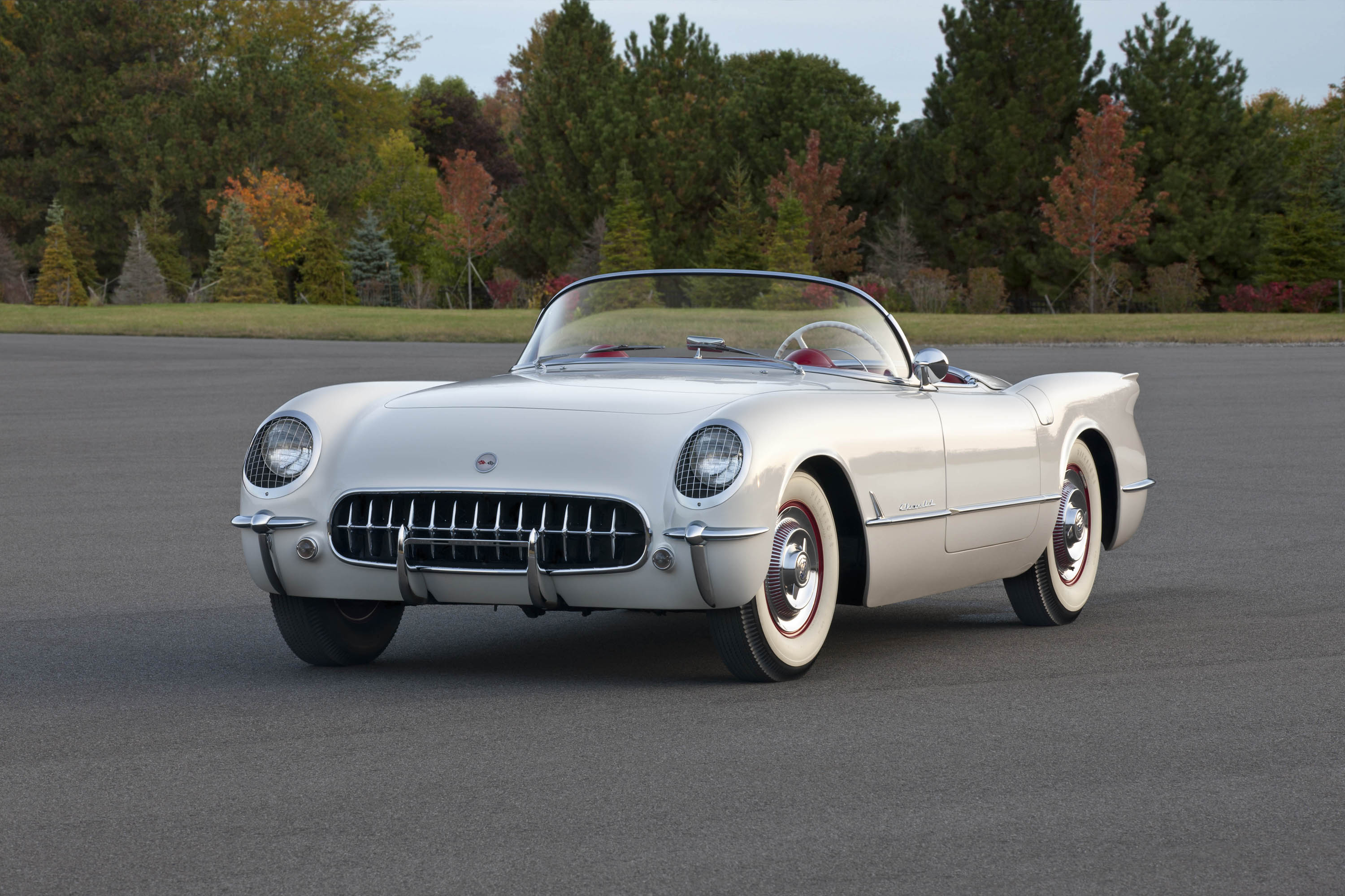 Chevrolet celebrates nearly seven decades of the iconic Corvette