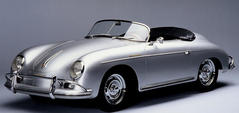 Porsche to Offer GPS-based Security System for Classic Models