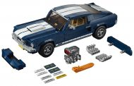 Ford Teams up with Lego for New Ford Mustang Set
