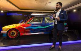 BMW Group Middle East Debuts BMW Art Car at Art Dubai