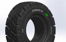 GRI Launches Eco-friendly Solid Rubber Tire