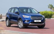 Ford Launches New Escape in Small SUV Segment
