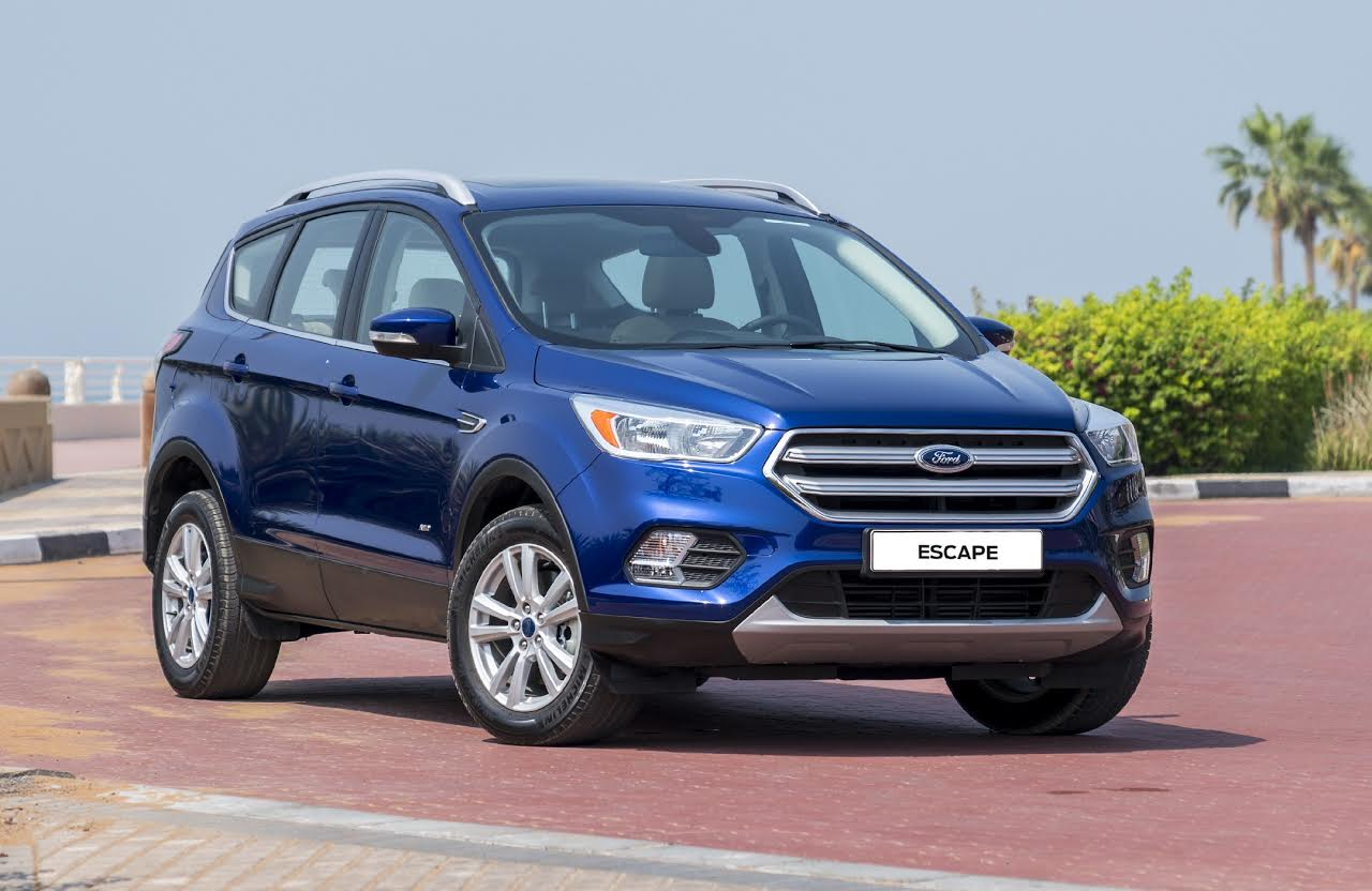 ford launches new escape in small suv segment tires parts news. Black Bedroom Furniture Sets. Home Design Ideas