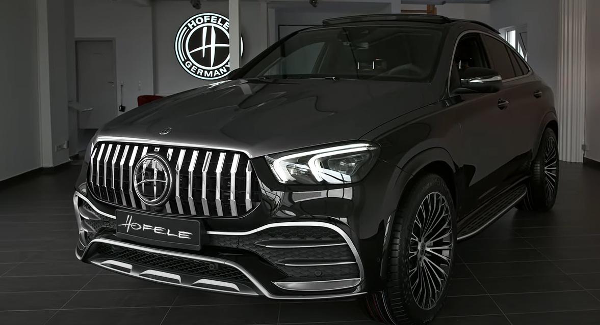 Mercedes-AMG GLE 53 Coupé enhanced by HOFELE-Design GmbH