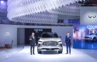 INFINITI QX60 Monograph debuts at 2020 Beijing Motor Show, hints at upcoming production-bound SUV